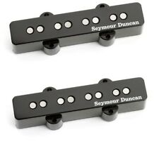 Seymour Duncan SJB-1b & SJB-1n Vintage Jazz Bass Set Black SJB 1 FREE WORLDWIDE