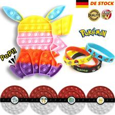 Karikatur Push-Popit Fidget It Bubble Trend Spielzeug Toy AntiStress TikTok Game