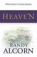 Heaven: Biblical Answers to Common Questions (Booklet): By Randy Alcorn