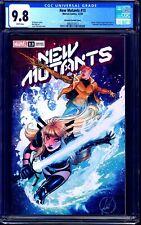 New Mutants #13 CGC 9.8 MAGIK VARIANT Unknown SLH Comics NM/MT