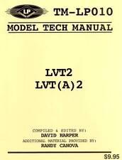 23883/ LP010 - Letterman Pub. - Model Tech Manual - LVT2 und LVT (A) 2 - TOPP