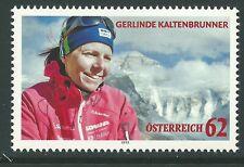 Austria 2012 - Sports Gerlinde Kaltenbrunner Skier Skiing - Sc 2398 MNH