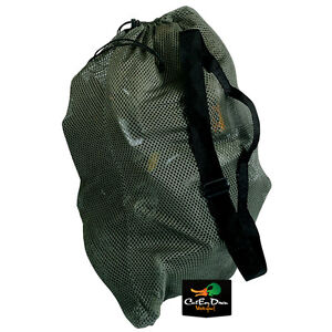 DRAKE WATERFOWL SYSTEMS STANDARD 30X50 MESH DUCK GOOSE DECOY BAG OLIVE DRAB