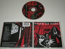 FAITH NO MORE/KING FOR A DAY(SLASH/828 560-2)CD ALBUM