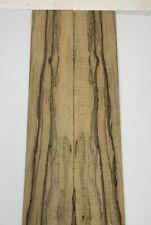 (3)  Lot of 3,   Black Limba Binding Strips Wood Sticks Luthier Tonewood