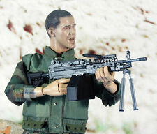 Mk46 Mod 0 1:6 personnage para étage Military m249 Light Machine Gun modèle mk46_e
