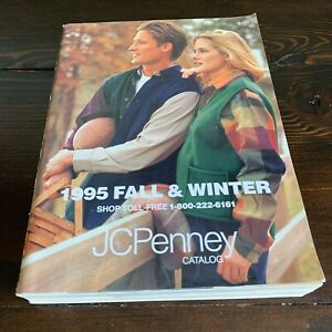 J C Penney Catalog Fall And Winter 1995