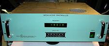 Electro Optical Industries Model 3478 Modulator Controller