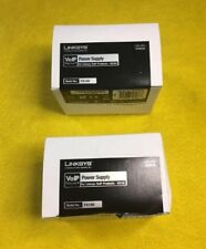LOT OF 2: CISCO LINKSYS VOIP POWER SUPPLY PA100-NA 74-5749-01