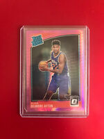 2018 Optic Rated Rookie Pink Hyper  Deandre Ayton