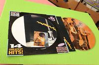 MICHAEL JACKSON FIVE LP PICUTRE DISC CON COLOR POSTER EX !!!!!!!!!!!!!!!!!!!!!!