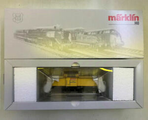Märklin 39213 DB Class 213 Diesel Locomotive w/Telex coupler & sound effects NIB