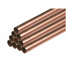 Wednesbury Copper Pipe 15mm x 3m 10 Pack