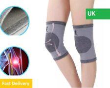 Pair Orthopaedic Self Heating Knee Support Tourmaline Sprain Arthritis Fitness