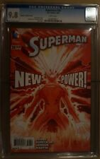 DC COMICS Superman #38 1:100 Romita Variant CGC 9.8