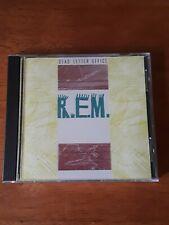 R.E.M. DEAD LETTER OFFICE CD 1987 I.R.S. Inc. BMG Club Edition