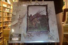 Led Zeppelin IV 2xLP sealed 180 gm vinyl deluxe