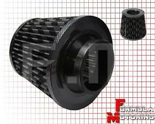 3'' INLET TURBO CARBON FIBER AIR FILTER SUPRA IS250 IS300 AE86 FRS BRZ MR2 MR-S