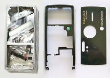 silver black Housing cover fascia faceplate facia case for Sony Ericsson K850i