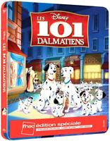 Bluray Les 101 Dalmatiens Disney Steelbook Édition Limitée Exclusive Fnac
