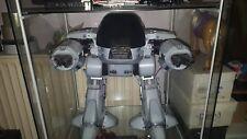 Hot Toys 1/6 Robocop MMS204 ED-209 con efecto de sonido obra maestra Figura De Acción