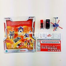 Transformers Classics Decepticons Night Rescue Team Strongarm Divebomb & Firebot