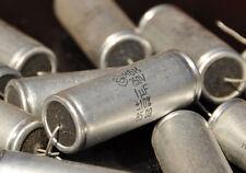 100 x 1uF 250V 1.0 uf  NEW MBM Metal-Paper CAPACITORS NOS