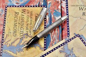 SHEAFFER Legacy Classic Pen CP4 Washington Limited Edition Fountain Pen 375/1865