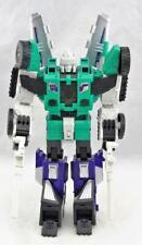 Transformers Titans Return Leader Class Sixshot Complete