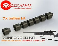 UMAREX GAUNTLET Baffles PCP Rifle SILENCER AIRGUN SUPPRESSOR bafles moderator