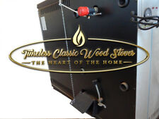 Mechanical/ Manual thermostat wood boilers stoves heaters hydronic water heating