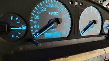 TRD MT 320 km/h RARE CYAN COLOR Optitron jzx100 Chaser Mark Cresta