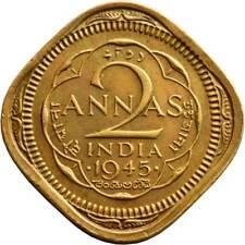 Pièces de monnaie d'Asie de l'Inde
