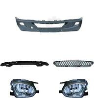 Set Stoßstange vorne schwarz PDC + Träger+ Nebel Mercedes Sprinter 906 Bj. 06-13