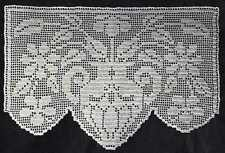 Bedspread CROCHET Patterns VINTAGE EDGINGS Chair Sets ABC 5