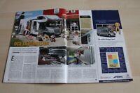 pro mobil 3448) Ford Transit Chausson Flash 11 mit 155PS im TEST auf 4 Seiten