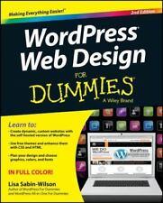 WordPress Web Design For Dummies-ExLibrary