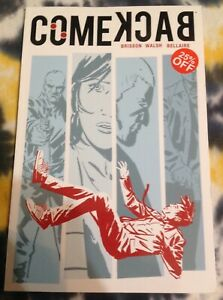 COMEBACK Graphic Novel - Image Comics / Shadowline TPB collection - New