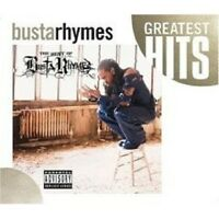 """BUSTA RHYMES """"THE BEST OF"""" CD 18 TRACKS NEUWARE"""