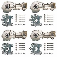 Set of 4 Front Left/Right Power Window Lift Motors Plug-in Dorman 742-150