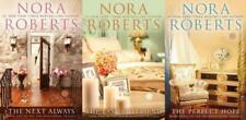 Nora Roberts INN BOONSBORO Trilogy in LARGE TRADE PAPERBACK Editions Books 1-3