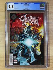 Venom #32 (2021 Marvel Comics) 1st Print CGC 9.8