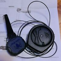 Super Alpha FASH3 Hard Tag Black RF 10109199 SPFASH3HTBKRF  Qty 250