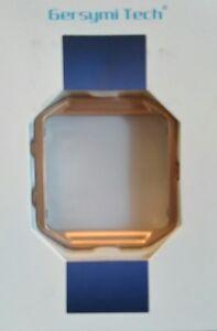 Fitbit blaze frame gold
