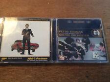 Peter Thomas [2 CD Alben]   Easy Loungin + 100% Jerry Cotton