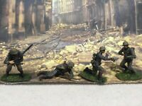 Tamiya 1/35 Built And Painted WW2 German Infantry  in action