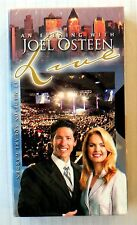 Joel Osteen - Live At Madison Square Garden ~ New VHS Movie ~ Rare Worship Video