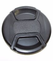 77mm Lens Front Cap black -