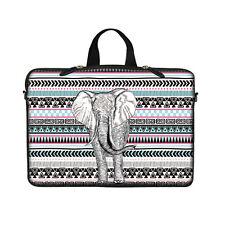"15"" 15.6"" Laptop Notebook Computer Sleeve Case Bag w Hidden Handle 3107"