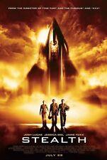 Stealth (DVD, 2007 Widescreen) Jamie Foxx Jessica Biel Joshua Lucas